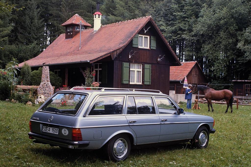 Mercedes-Benz W123 T-Modell ab1977