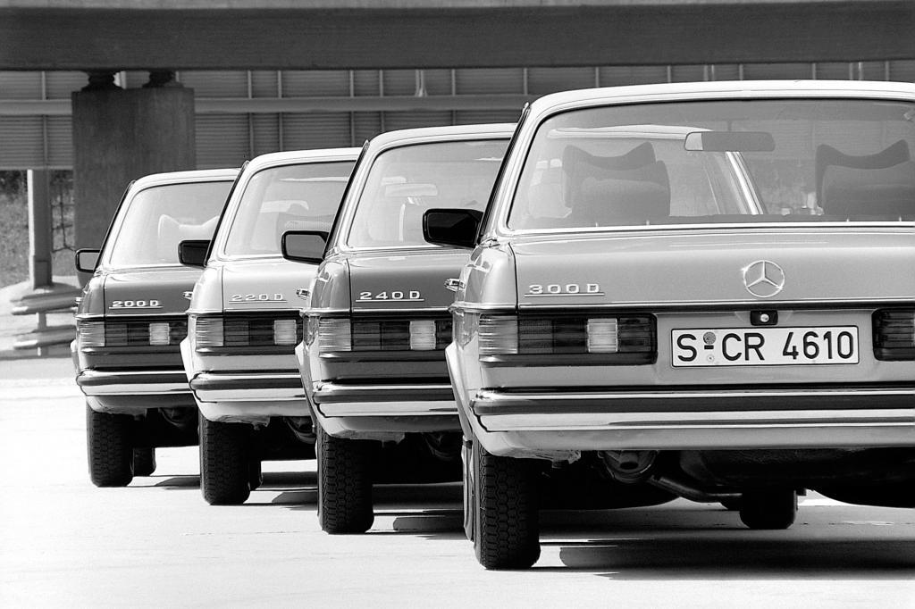 Mercedes-Benz W123 ab 1975