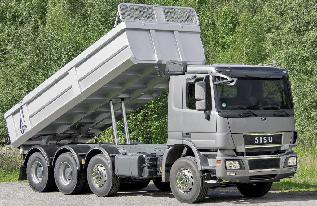 Mercedes-Benz liefert Actros-Komponenten für Sisu Polar