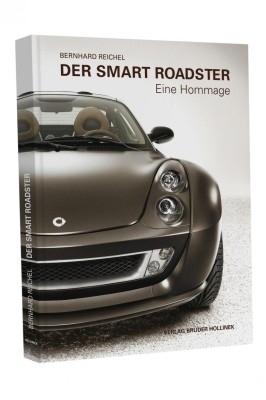 Neues Buch rund um den Smart Roadster