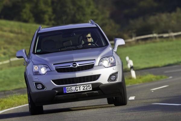 Opel Antara weiter ab 26 780 Euro erhältlich