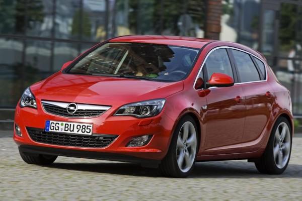Opel Astra Cabrio aus Polen?
