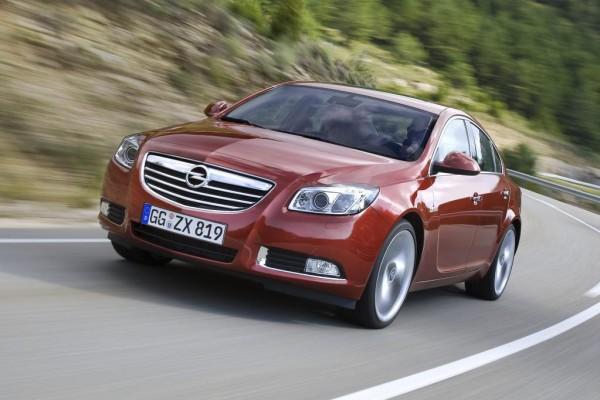 Opel ruft Insignia zurück