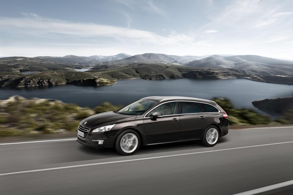 Peugeot 508 - Dienstreise-Version für Geschäftskunden