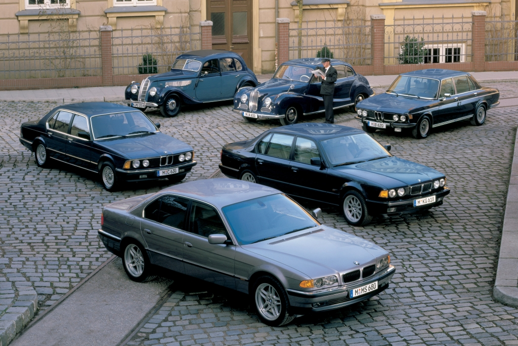 Rückblende 2000-2010: BMW 7er (E65) - Dickes Ende
