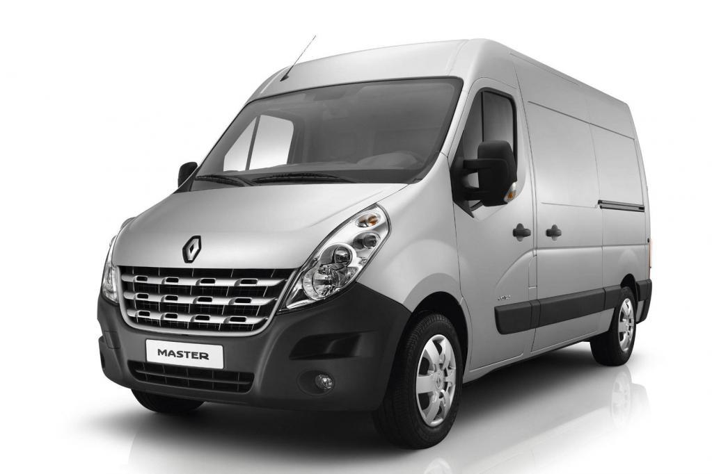Rückruf für Renault Master und Opel Movano