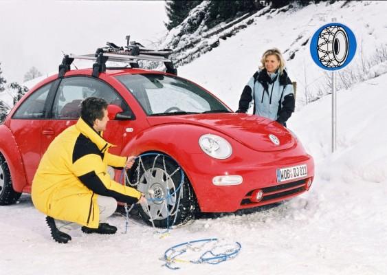 Ratgeber: Der richtige Umgang mit Schneeketten