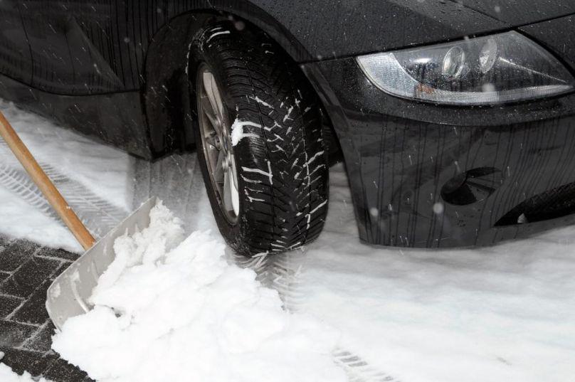 Recht: Kleine Privatparkplätze müssen nicht geräumt sein
