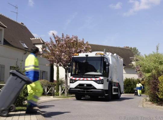 Renault Trucks erstmals auf Eco-Tour