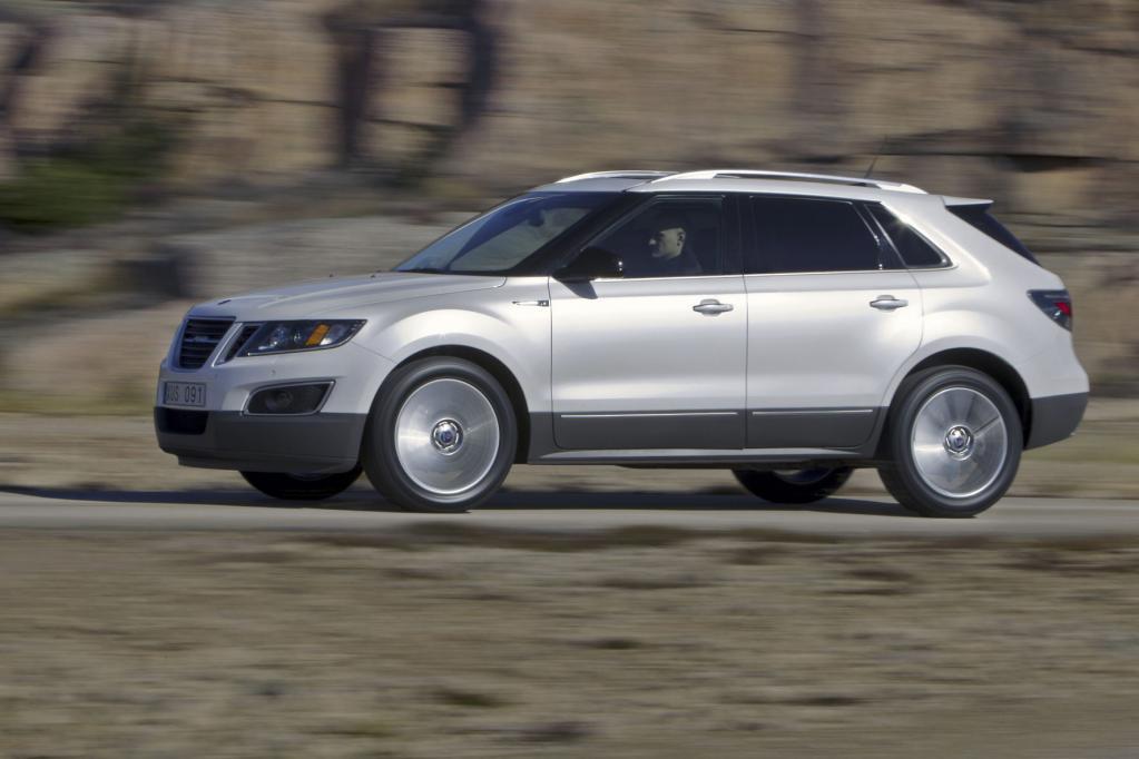 Saab hält an Absatzzielen fest