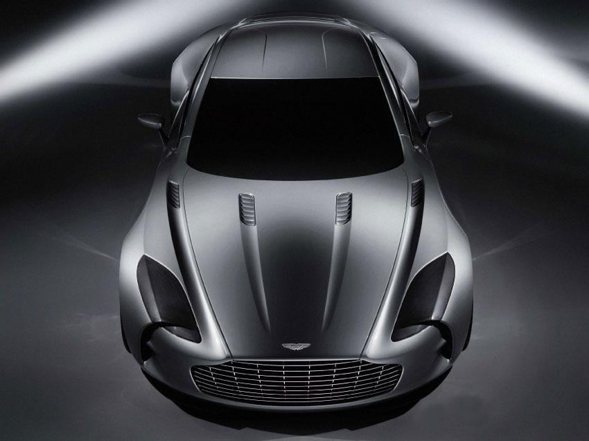 Schlacht um Supersportwagen: 60 von 77 Aston Martin One-77 bereits verkauft