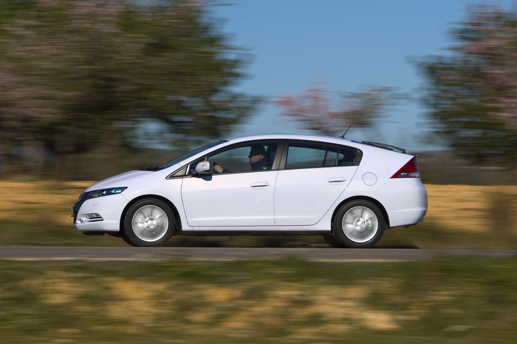 So wirkt der Honda  Insight schön