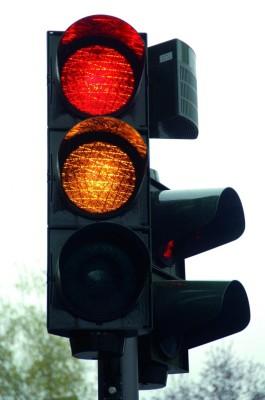 Später Rotlichtverstoß - Kein höheres Bußgeld nach sieben Sekunden