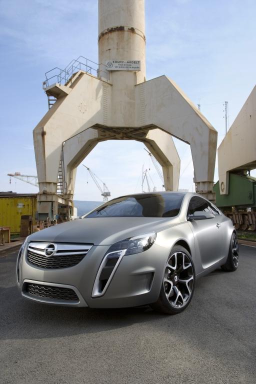 Studie Opel GTC Concept