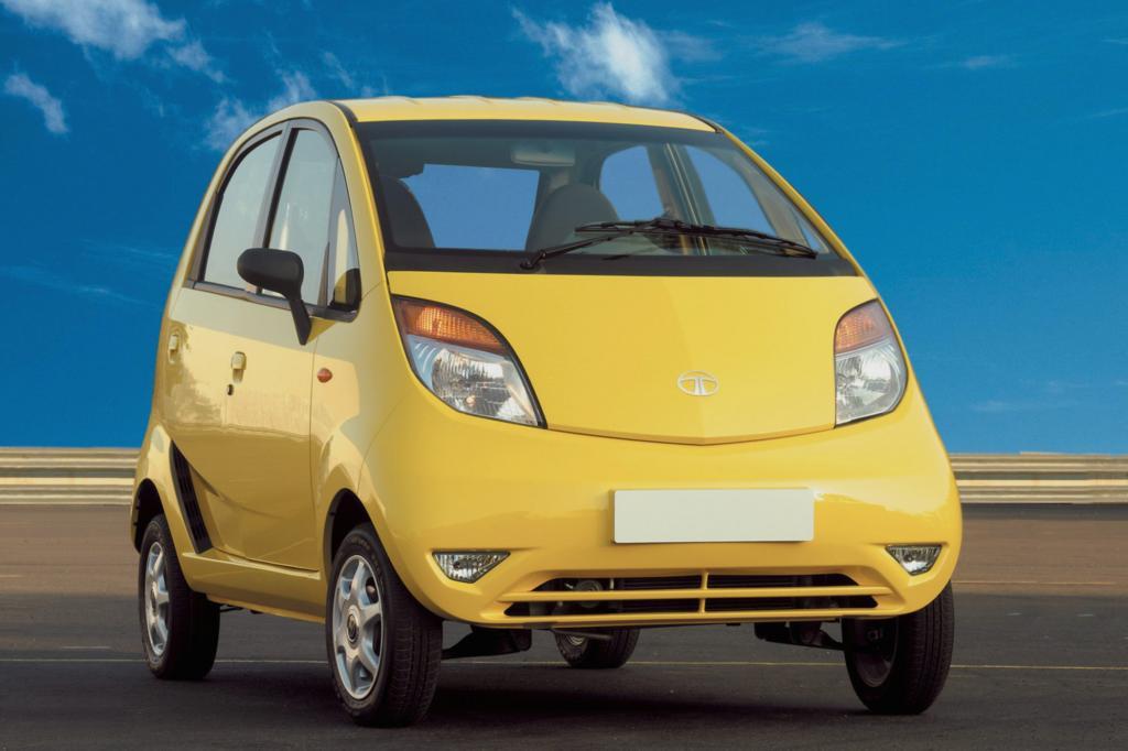 Tata Nano - Inder verschmähen das Billigauto