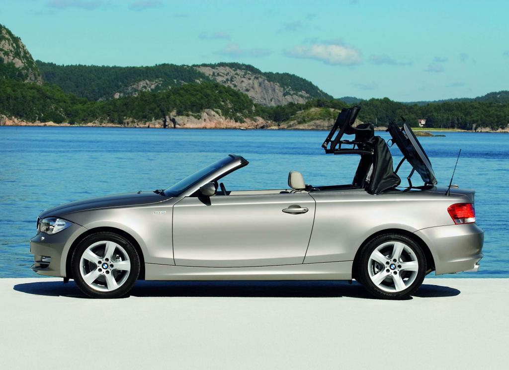 Test: BMW 118i Cabrio - Freude am Verzicht