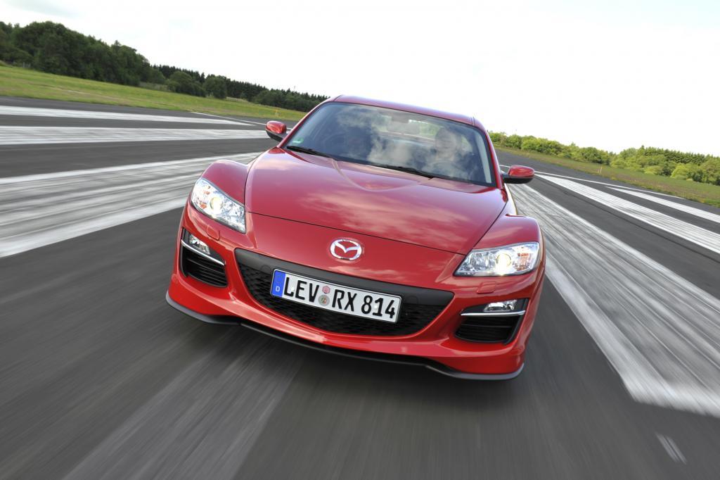 Test: Mazda RX-8 - Der Heimatvertriebene