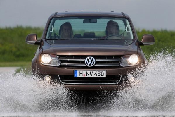 Test: Volkswagen Amarok - Abenteuer Alltag