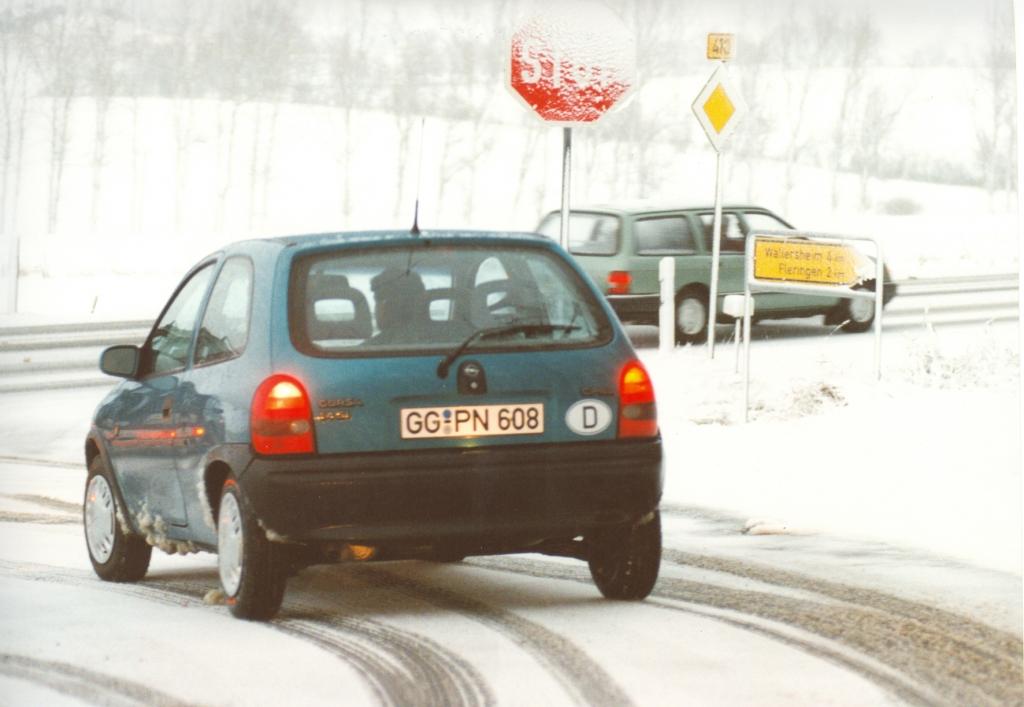 Tipp: Bei Schneeräumung besonders aufmerksam sein