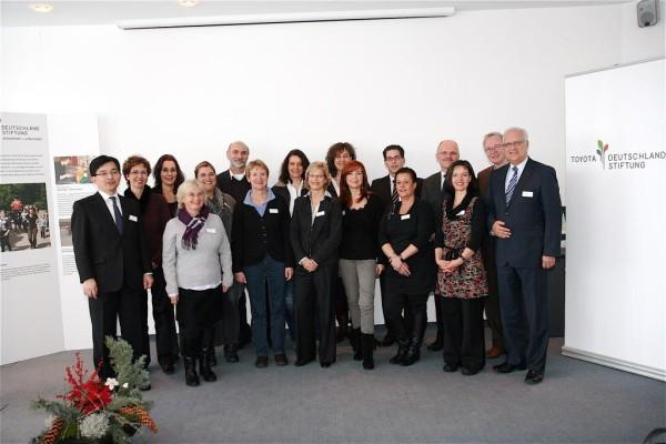 Toyota Deutschland Stiftung vergibt 25 500 Euro für sechs Projekte