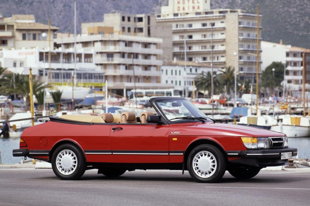 Tradition: 25 Jahre Saab Cabriolet - Schwedischer Sonnenkönig für amerikanische Highways
