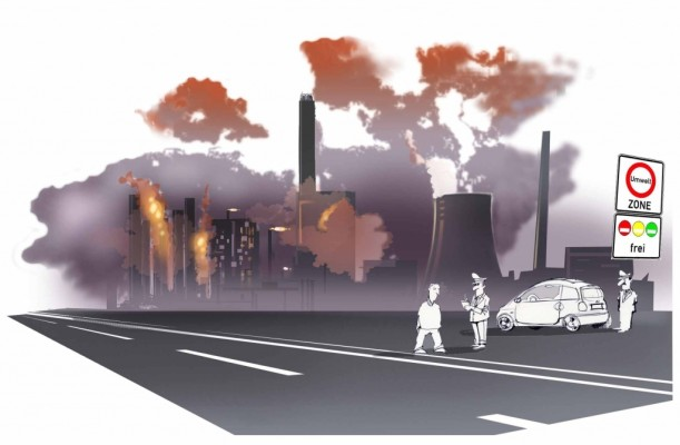 Umweltzonen - Nabu: Mehr davon