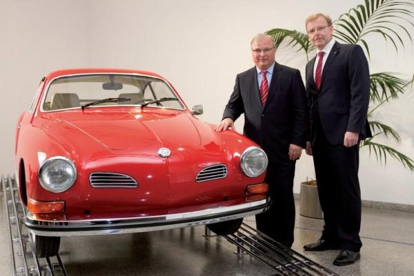 VW bewahrt Klassiker-Sammlung in Osnabrück