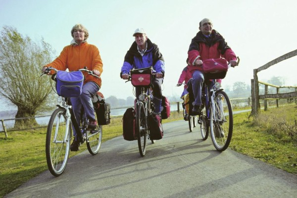Verkehrsministerium investiert in NRW-Radwege