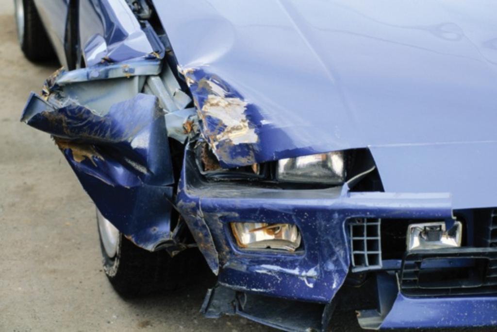 Verkehrsunfälle - Wann ist die Polizei zu rufen?