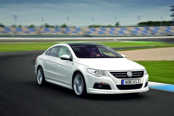 Volkswagen bringt Passat CC