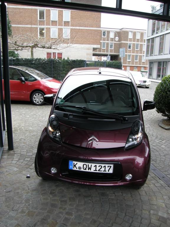 Vorstellung Citroën C-Zero Airdream: Null Emission in Serie und der Erste seiner Art