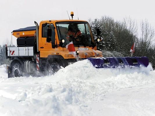 Winterdienst kostet vier Millionen Euro am Tag