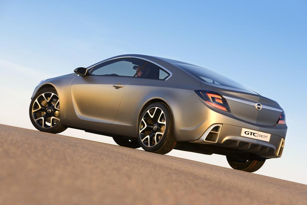 Wird das der neue Opel Calibra?