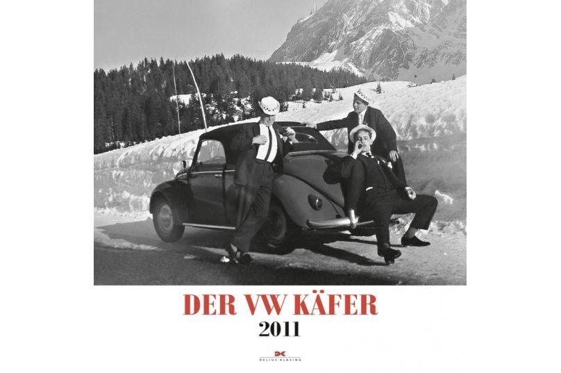 auto.de-Weihnachts-Gewinnspiel: Klassische Automobile 2011 & VW Käfer 2011