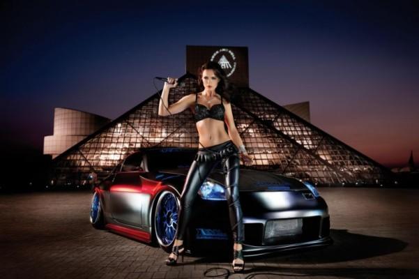 auto.de-Weihnachts-Gewinnspiel: Miss Tuning Kalender 2011