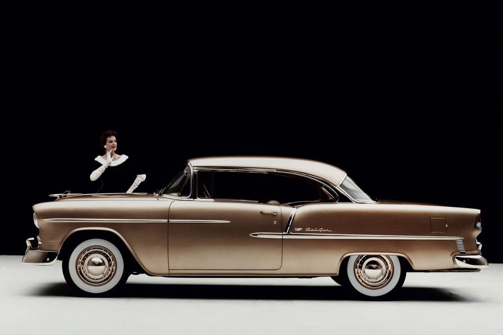 100 Jahre Automobilikone: Chevrolet feiert Firmenjubiläum