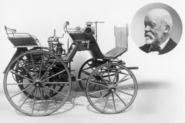 125 Jahre Automobilität - Aller Anfang ist schwer