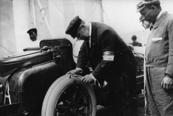 125 Jahre Automobilität - Vom Rad zum Reifen