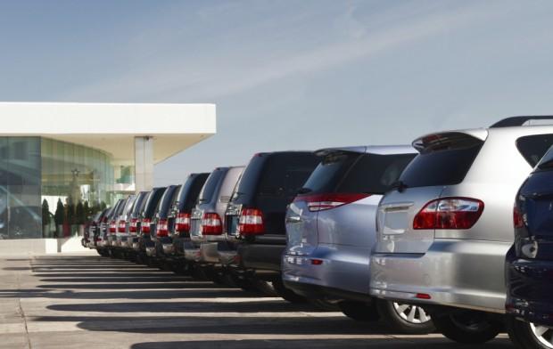 2010 wurden 2,92 Millionen Neuwagen zugelassen