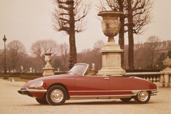 55 Jahre Citroen DS: Die französische Stilikone