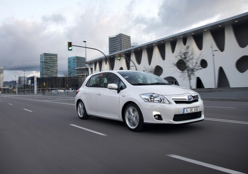 ADAC: Toyota Auris Hybrid ist das