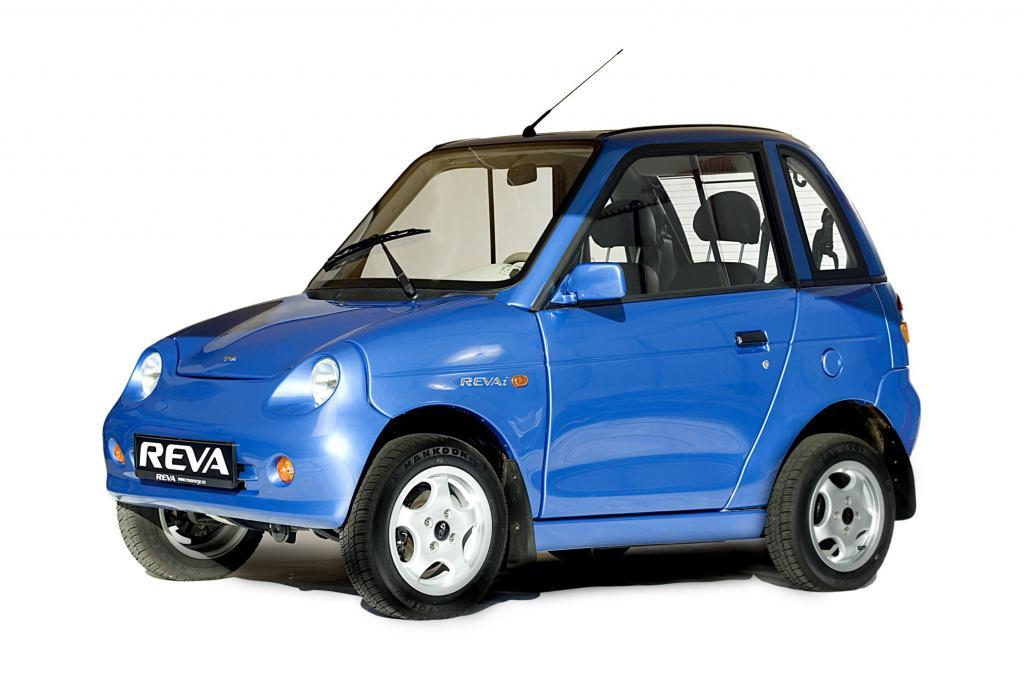 Auch der Reva ist ein sehr spartanisches Fahrzeug