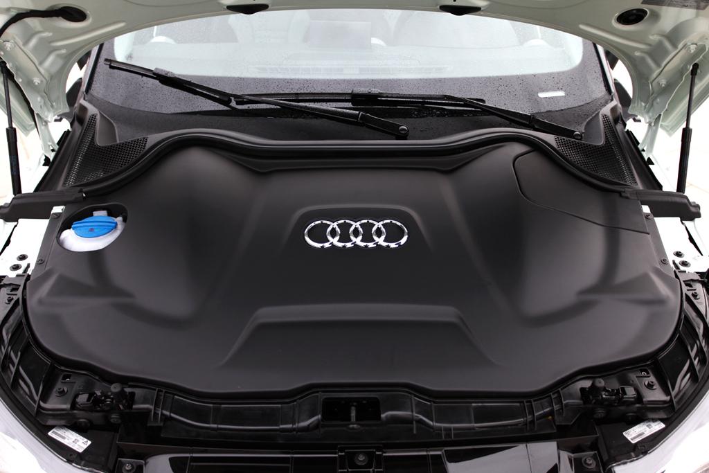 Audi A1 e-tron: Elektro- und Wankelmotor zur Reichweiten-Verlängerung sind die Antreiber.