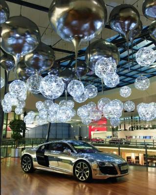 Audi-Forum nach Umbau wieder geöffnet