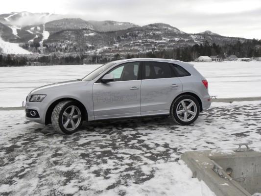 Audi Q5 Hybrid Quattro: Der Antrieb wiegt nur 130 Kilogramm