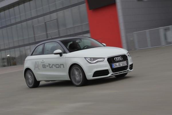 Audi e-tron - Kommt der Wankel-Stromer schon 2012?