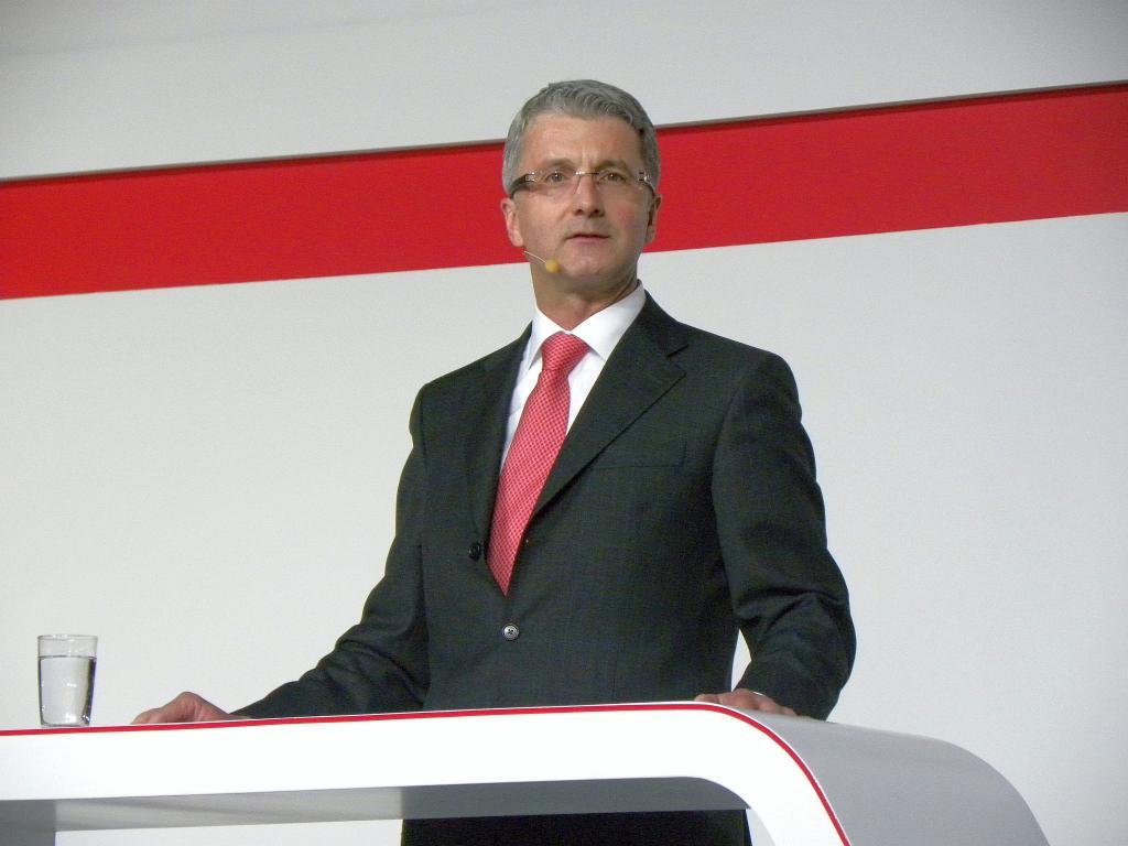 Audi in Las Vegas: Elektonik macht in Zukunft die Marke