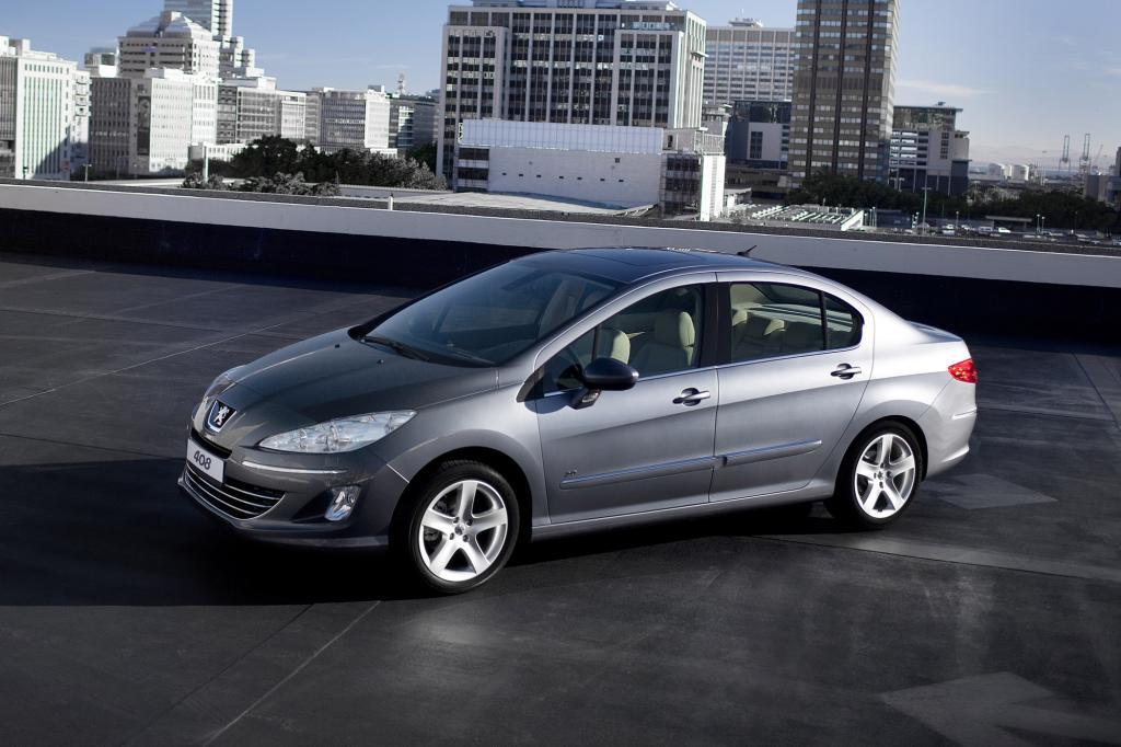Auf Basis des in China gebauten Peugeot 408 soll ein neuer Simca entstehen