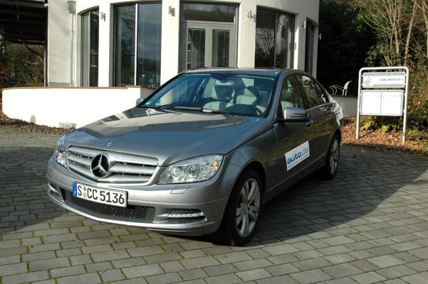 Auto im Alltag: Mercedes C-Klasse Diesel