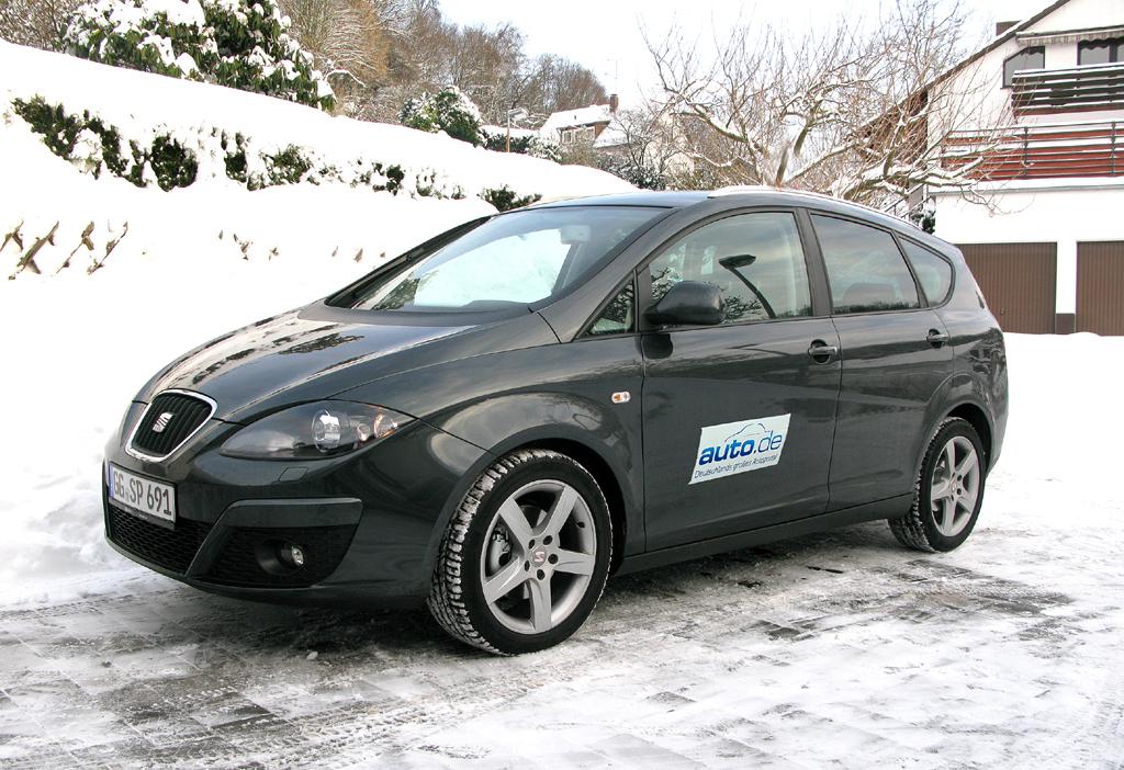 Auto im Alltag: Seat Altea XL Diesel